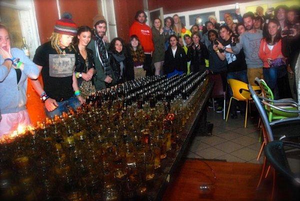 Albergue Grandio Party