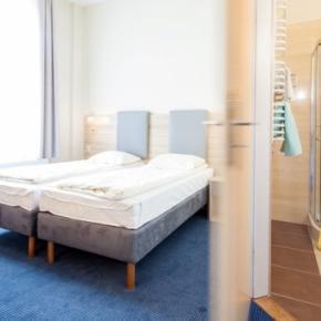 Albergues - JORDAN Guest Rooms