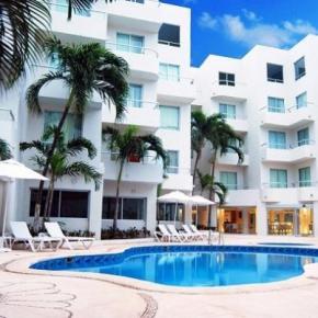 Albergues - Ramada Cancun City Hotel