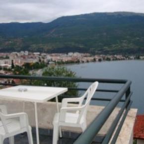 Albergues - Villa Julia Ohrid
