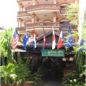Albergues - Tropical Breeze Guesthouse