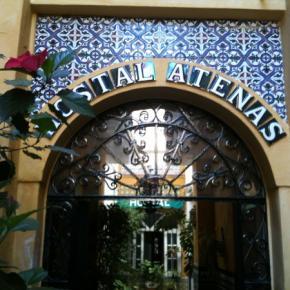 Albergues - Hostal Atenas Sevilla