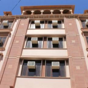 Albergues - Hotel Ramsingh Palace