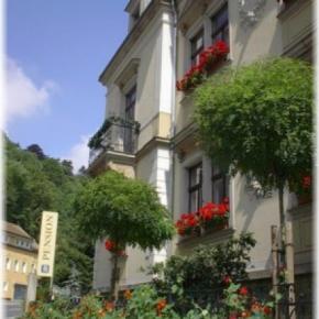 Albergues - Gästehaus Loschwitz