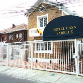 Albergues - Hotel Casa Sabelle