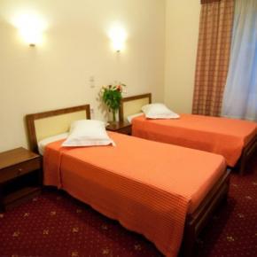 Albergues - Athens Moka Hotel