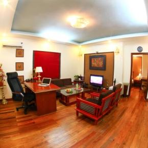 Albergues - Atrium Hanoi  Hotel