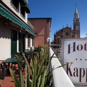 Albergues - Hotel Kappa