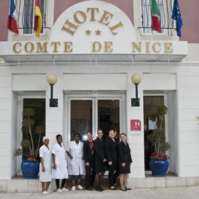 Albergues - Hotel Residence  Comte de Nice