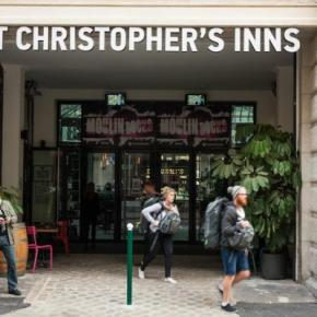 Albergues - St Christopher's Inn Gare du Nord