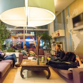 Albergues - Albergue wombat's CITY s Vienna – the LOUNGE