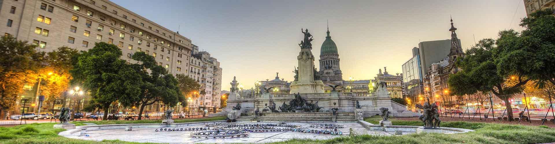 Buenos Aires – Albergues em Buenos Aires. Mapas para Buenos Aires, Fotos e Avaliações para cada Albergue em Buenos Aires.
