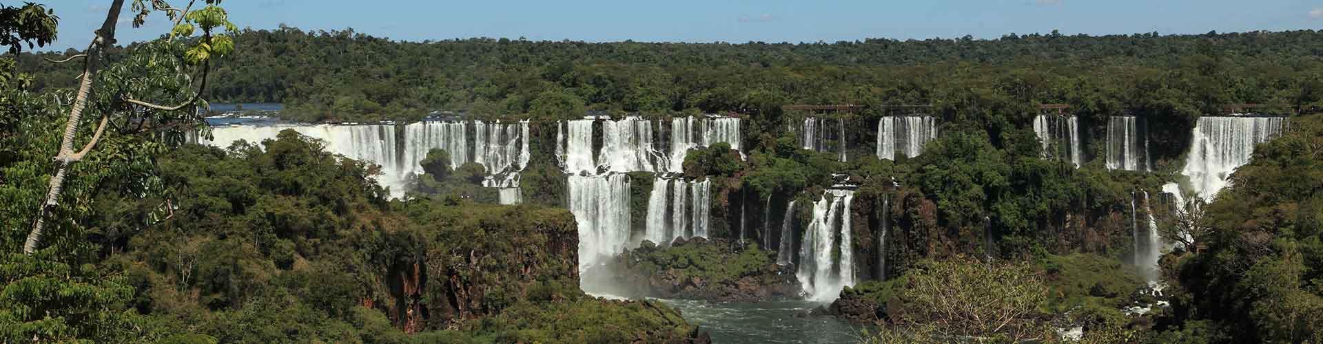 Puerto Iguazu – Albergues em Puerto Iguazu. Mapas para Puerto Iguazu, Fotos e Avaliações para cada Albergue em Puerto Iguazu.