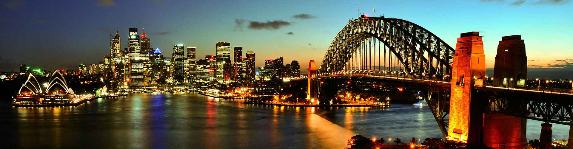Sydney – Albergues no Glebe bairro. Maps for Sydney, Photos and Reviews for each Hotel in Sydney.