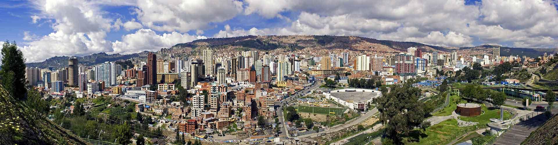 La Paz – Albergues em La Paz. Mapas para La Paz, Fotos e Avaliações para cada Albergue em La Paz.