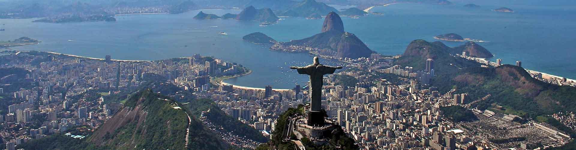 Rio de Janeiro – Albergues próximos de Aeroporto Santos Dumont. Mapas para Rio de Janeiro, Fotos e Avaliações para cada Albergue em Rio de Janeiro.
