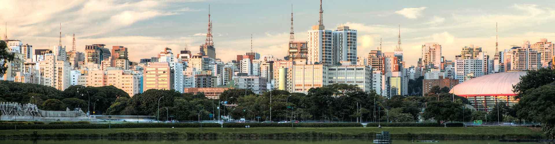 São Paulo – Quartos próximos de Aeroporto Internacional de São Paulo. Mapas para São Paulo, Fotos e Avaliações para cada quarto em São Paulo.
