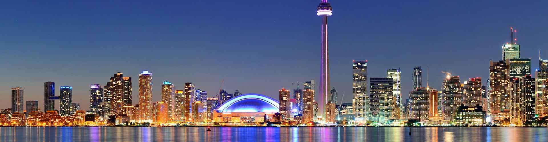 Toronto – Albergues em Toronto. Mapas para Toronto, Fotos e Avaliações para cada Albergue em Toronto.