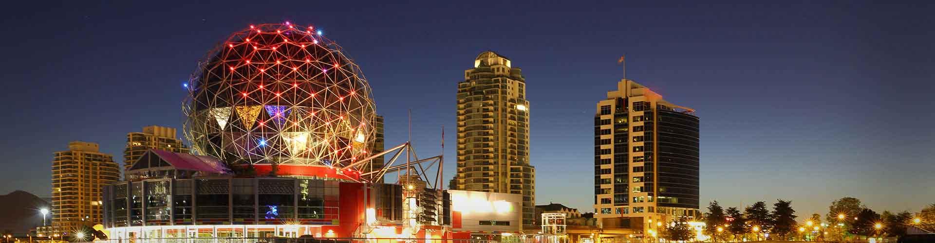 Vancouver – Albergues em Vancouver. Mapas para Vancouver, Fotos e Avaliações para cada Albergue em Vancouver.