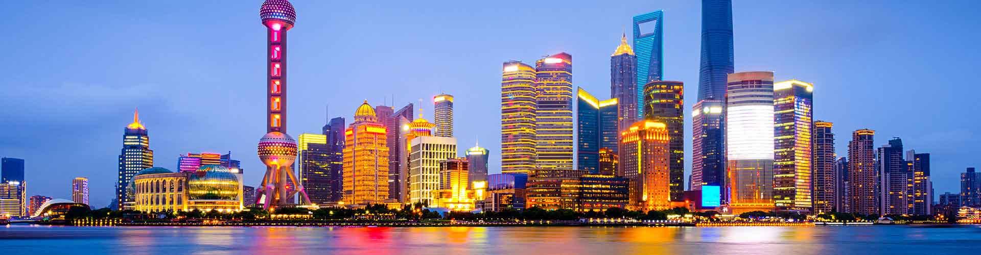 Xangai – Apartamentos em Xangai. Mapas para Xangai, Fotos e Avaliações para cada Apartamento em Xangai.
