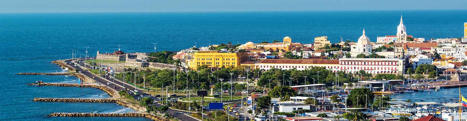Cartagena – Albergues em Cartagena. Mapas para Cartagena, Fotos e Avaliações para cada Albergue em Cartagena.