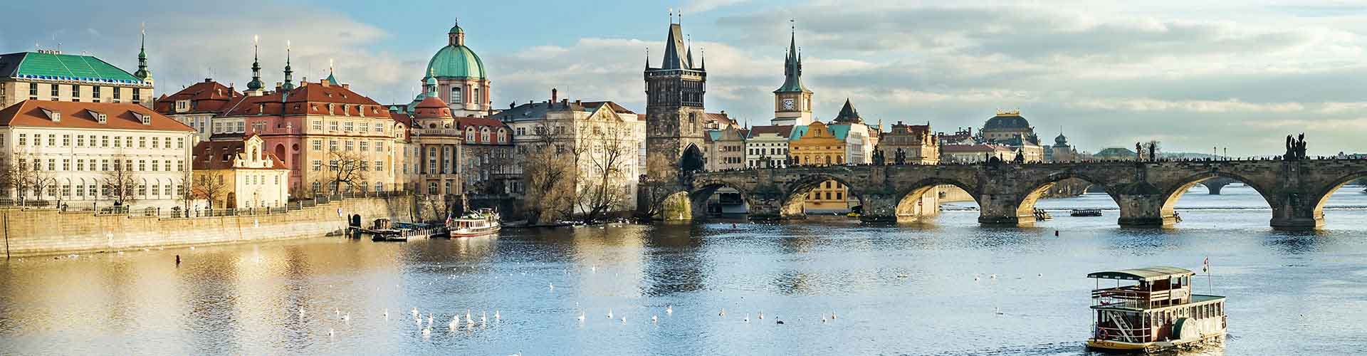 Praga – Albergues no bairro de Praga 1 . Mapas para Praga, Fotos e Avaliações para cada Albergue em Praga.