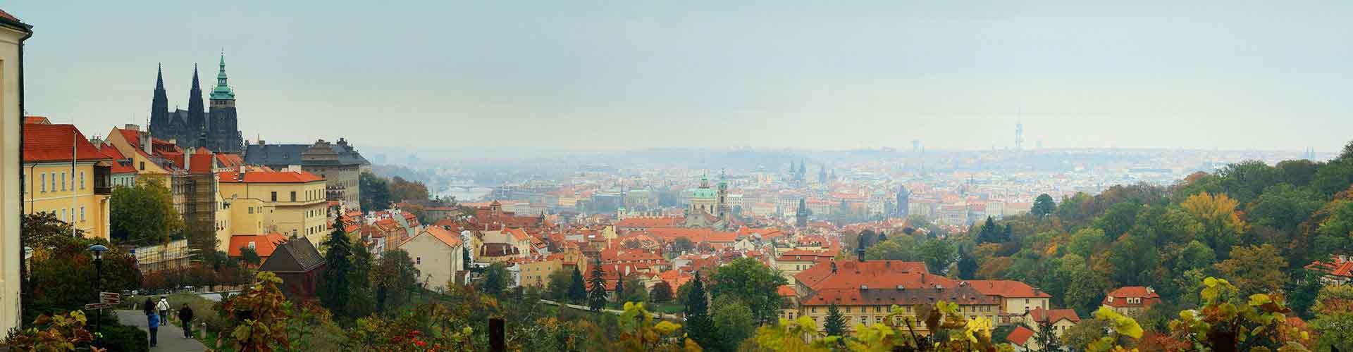 Praga – Albergues no bairro de Praga 3 . Mapas para Praga, Fotos e Avaliações para cada Albergue em Praga.