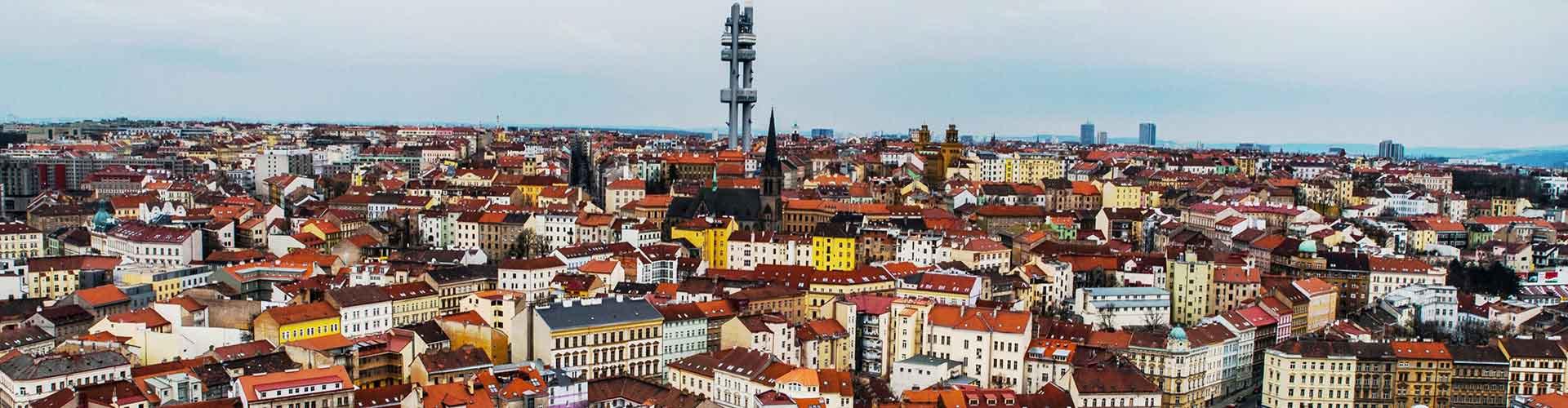 Praga – Albergues no bairro de Zizkov . Mapas para Praga, Fotos e Avaliações para cada Albergue em Praga.