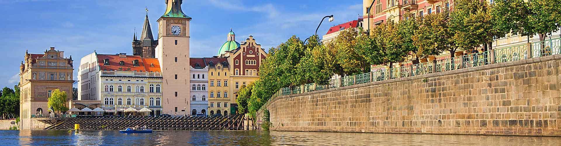 Praga – Albergues próximos a Bedrich Smetana Museum. Mapas para Praga, Fotos e Avaliações para cada Albergue em Praga.