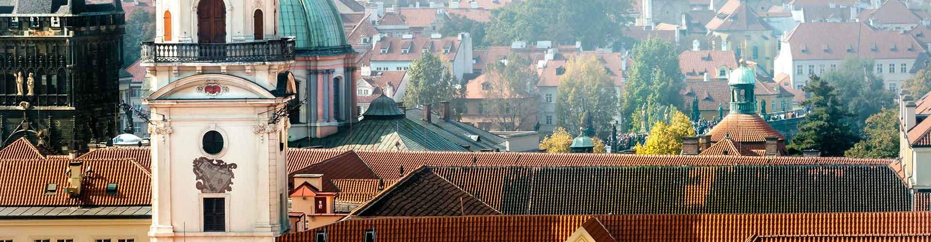 Praga – Albergues próximos a Clementinum. Mapas para Praga, Fotos e Avaliações para cada Albergue em Praga.