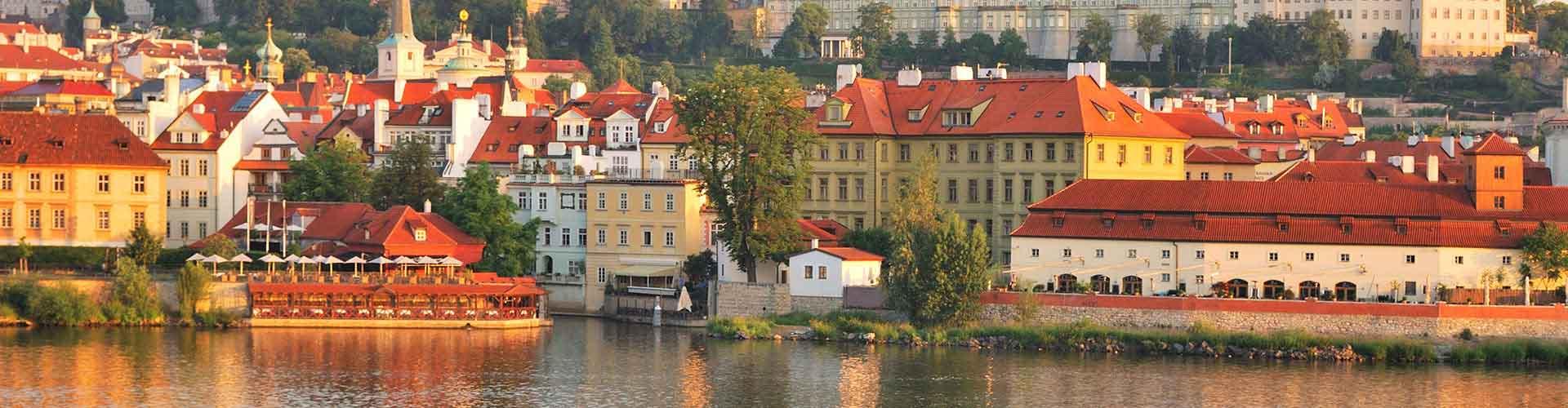 Praga – Albergues próximos a Castelo de Praga. Mapas para Praga, Fotos e Avaliações para cada Albergue em Praga.