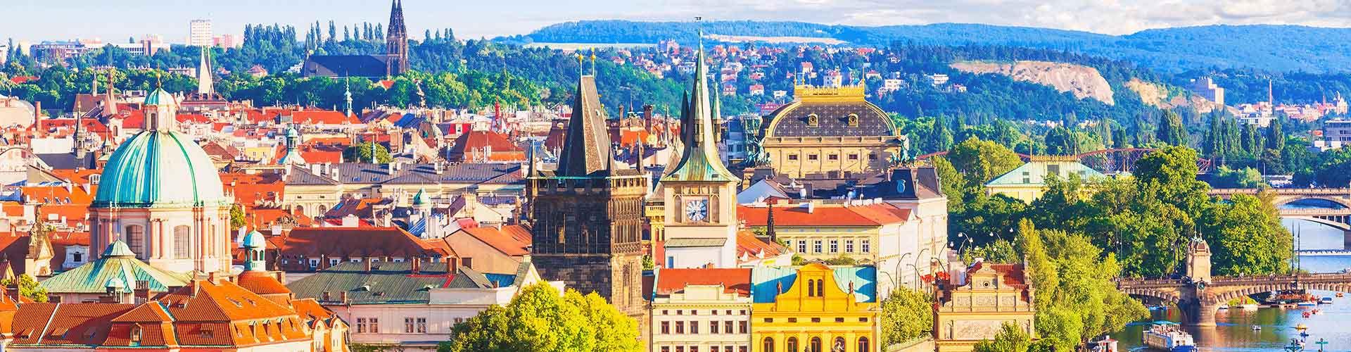 Praga – Albergues no bairro de Motol . Mapas para Praga, Fotos e Avaliações para cada Albergue em Praga.