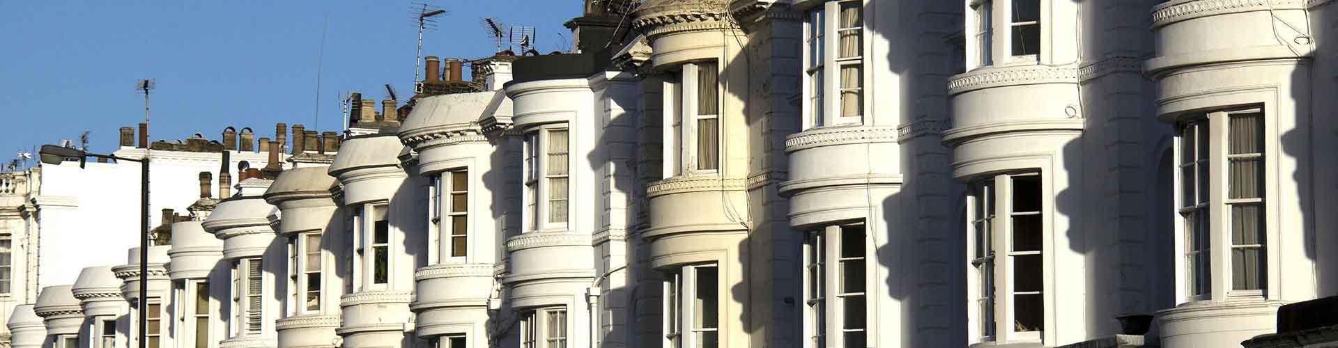Londres – Albergues no bairro de Bayswater . Mapas para Londres, Fotos e Avaliações para cada Albergue em Londres.