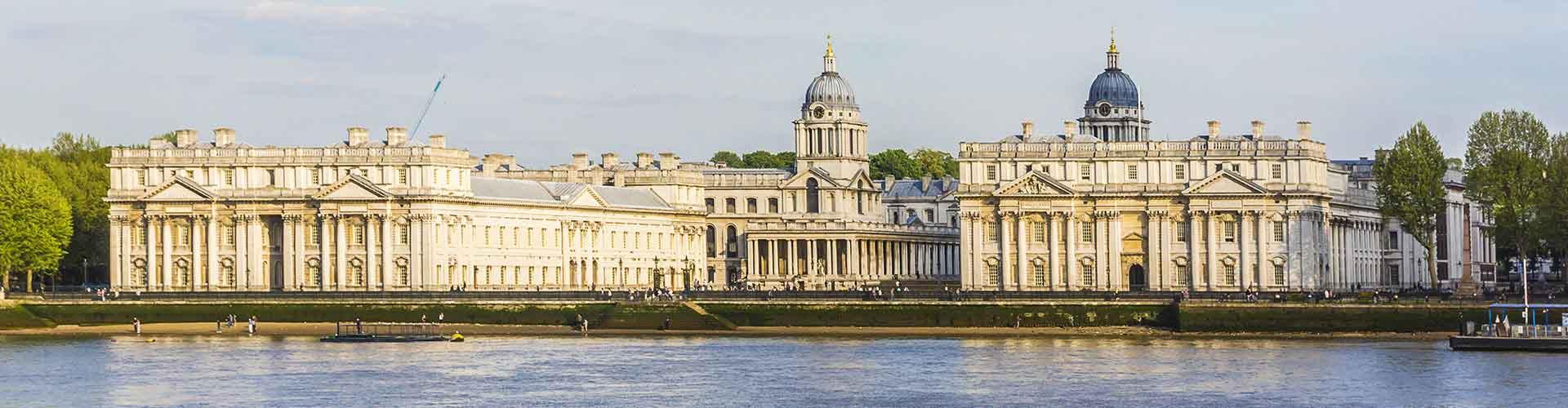 Londres – Albergues no bairro de Borough de Greenwich . Mapas para Londres, Fotos e Avaliações para cada Albergue em Londres.
