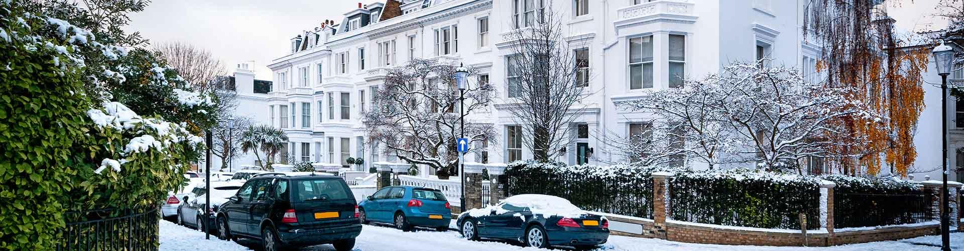 Londres – Albergues no bairro de Borough de Kensington e Chelsea . Mapas para Londres, Fotos e Avaliações para cada Albergue em Londres.