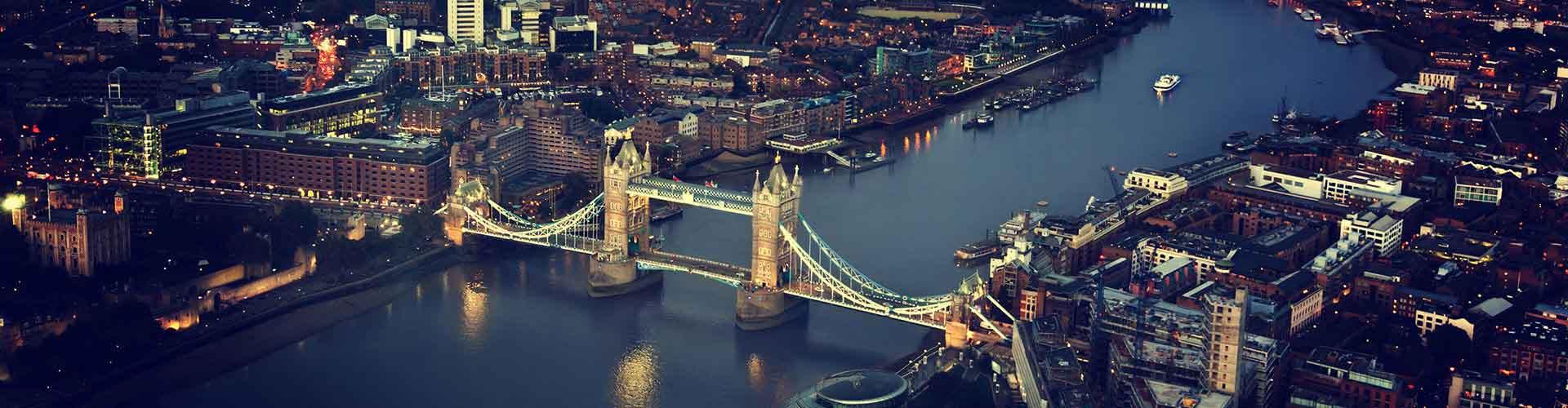 Londres – Albergues no bairro de Distrito de Southwark . Mapas para Londres, Fotos e Avaliações para cada Albergue em Londres.