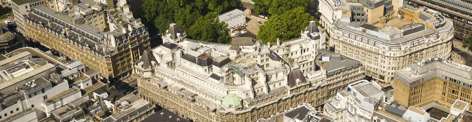 Londres – Albergues no bairro de Finsbury . Mapas para Londres, Fotos e Avaliações para cada Albergue em Londres.