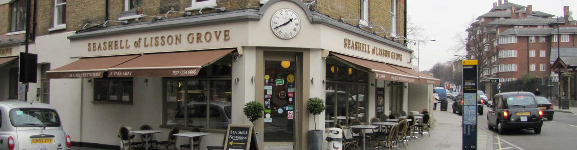 Londres – Albergues no bairro de Lisson Grove . Mapas para Londres, Fotos e Avaliações para cada Albergue em Londres.