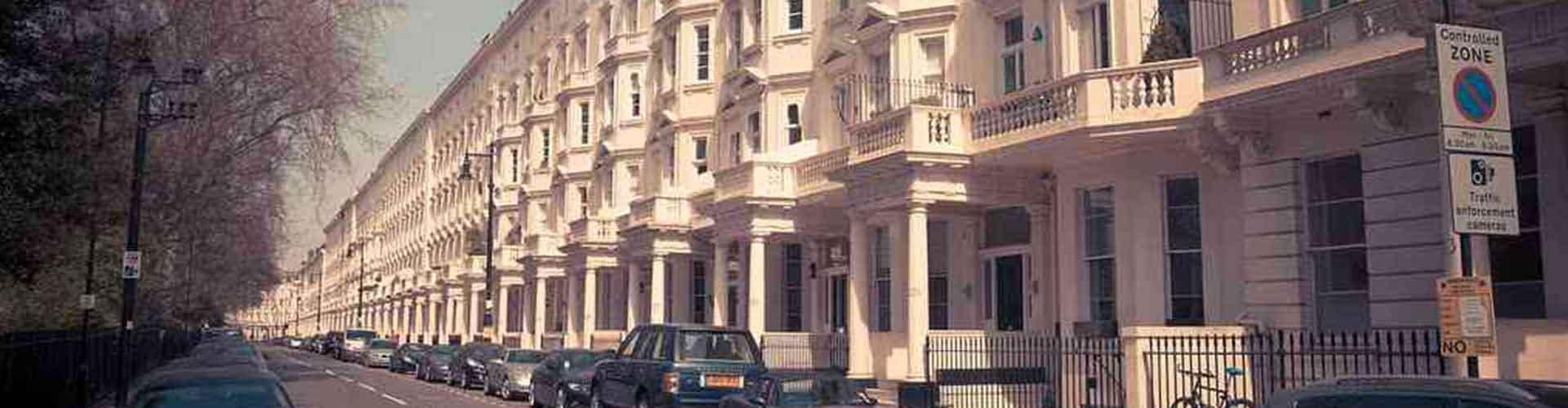 Londres – Albergues no bairro de Pimlico . Mapas para Londres, Fotos e Avaliações para cada Albergue em Londres.