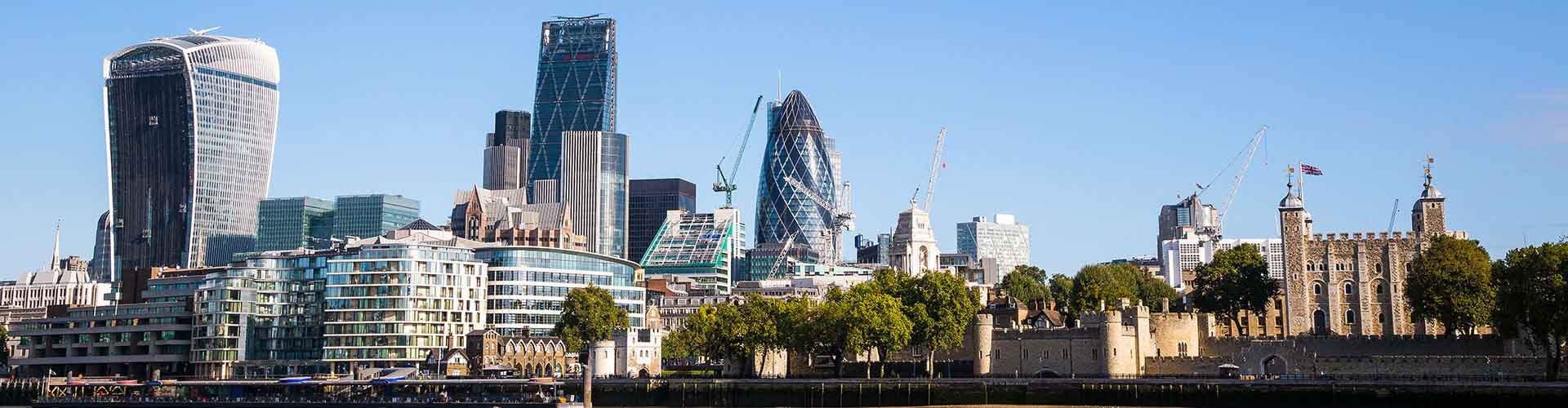 Londres – Albergues próximos a Centro. Mapas para Londres, Fotos e Avaliações para cada Albergue em Londres.