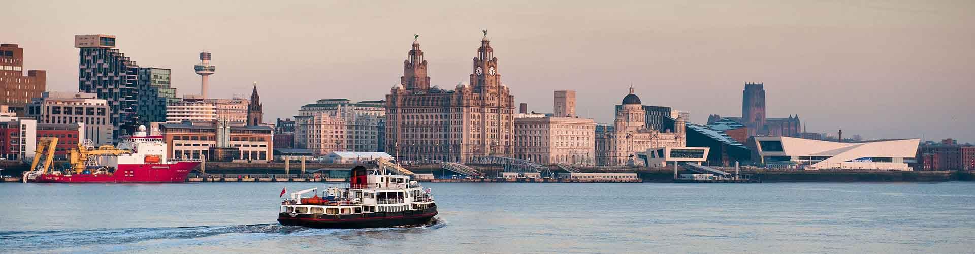 Liverpool – Albergues em Liverpool. Mapas para Liverpool, Fotos e Avaliações para cada Albergue em Liverpool.