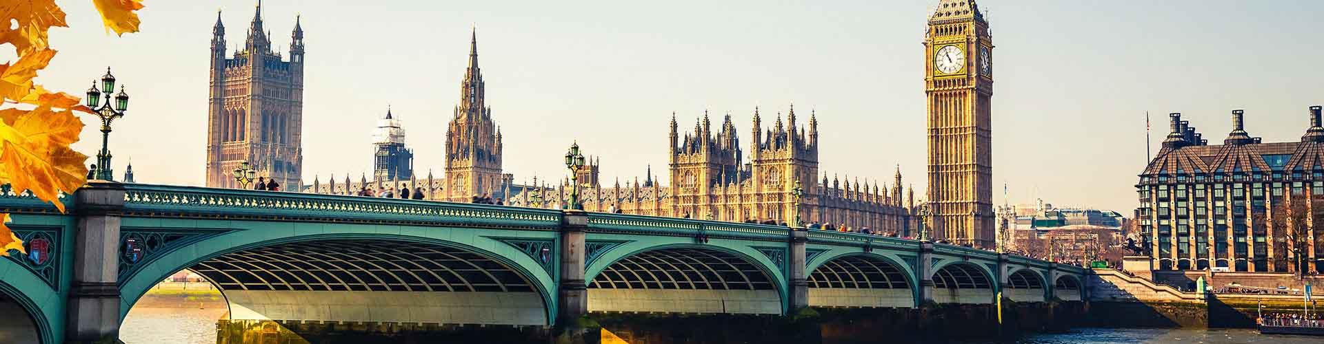 Londres – Albergues em Londres. Mapas para Londres, Fotos e Avaliações para cada Albergue em Londres.