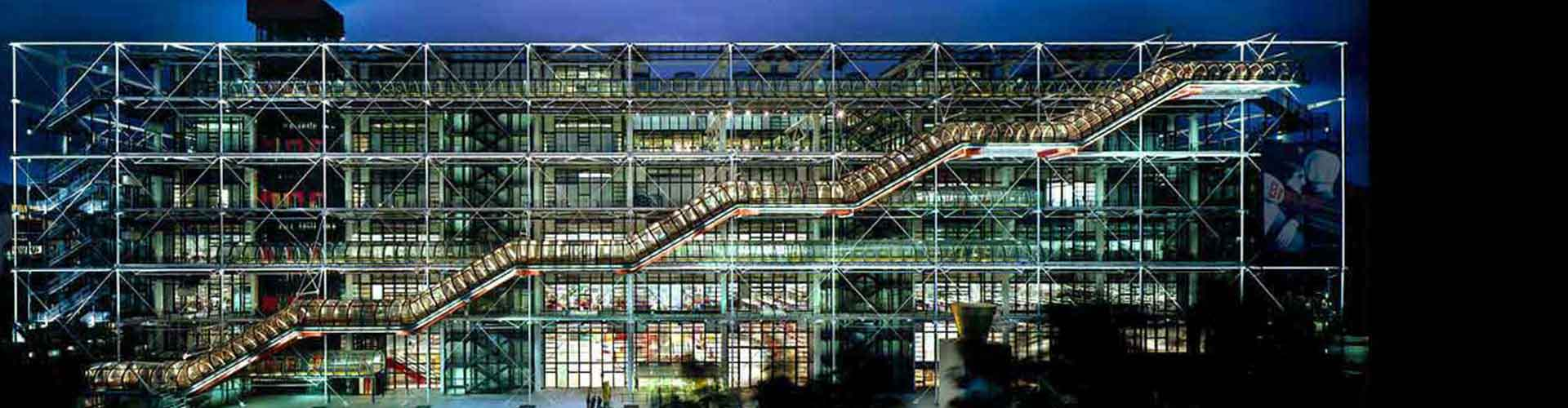 Paris – Albergues próximos a Centro Pompidou. Mapas para Paris, Fotos e Avaliações para cada Albergue em Paris.