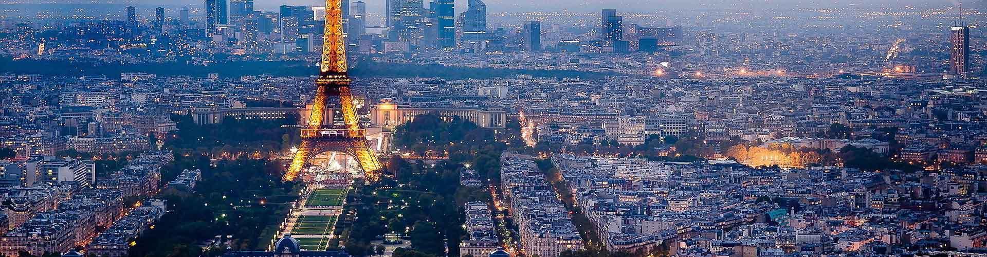 Paris – Albergues próximos a Centro. Mapas para Paris, Fotos e Avaliações para cada Albergue em Paris.