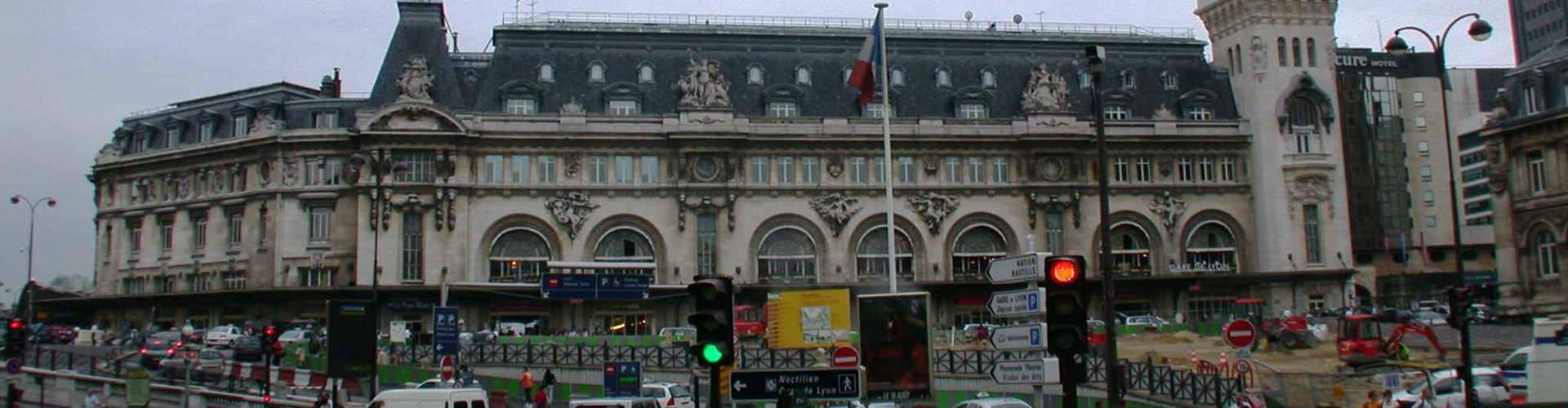 Paris – Albergues próximos a Gare de Lyon. Mapas para Paris, Fotos e Avaliações para cada Albergue em Paris.