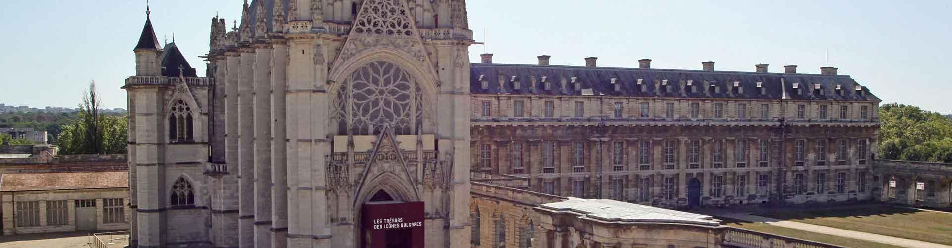 Paris – Albergues próximos a Sainte-Chapelle. Mapas para Paris, Fotos e Avaliações para cada Albergue em Paris.