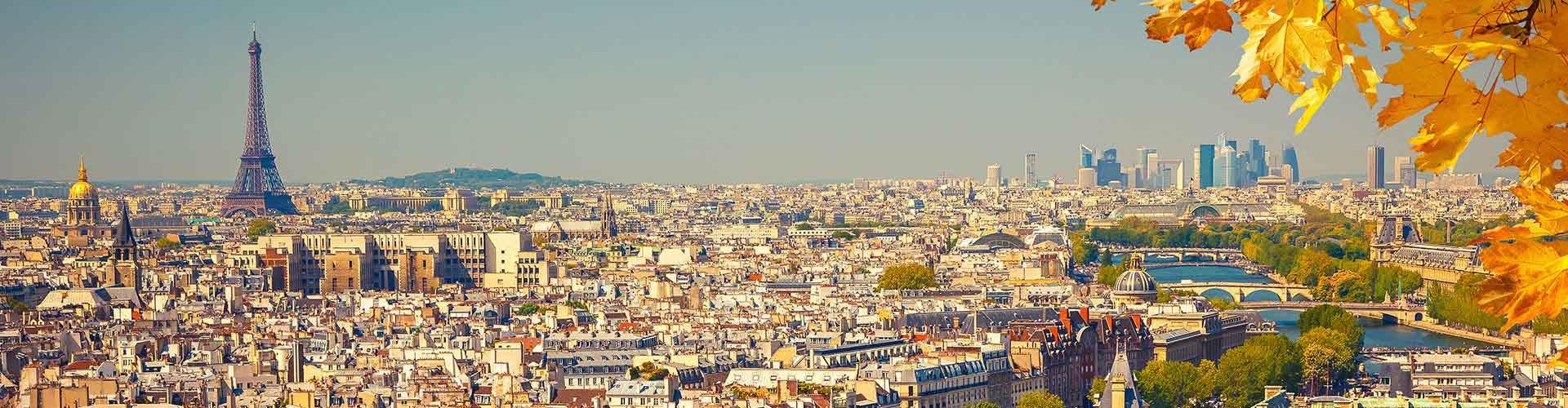 Paris – Albergues no bairro de Quarto Distrito . Mapas para Paris, Fotos e Avaliações para cada Albergue em Paris.