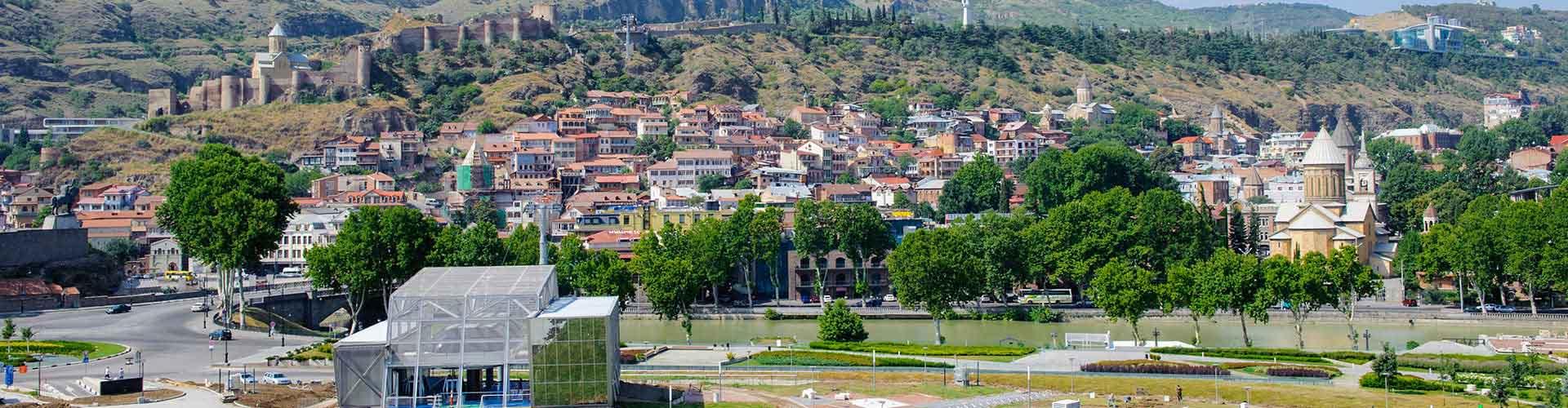 Tbilisi – Albergues em Tbilisi. Mapas para Tbilisi, Fotos e Avaliações para cada Albergue em Tbilisi.
