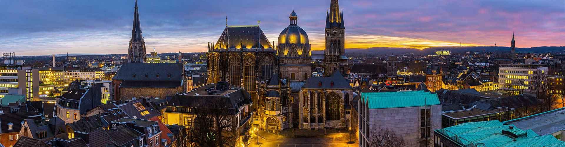 Aachen – Albergues em Aachen. Mapas para Aachen, Fotos e Avaliações para cada Albergue em Aachen.