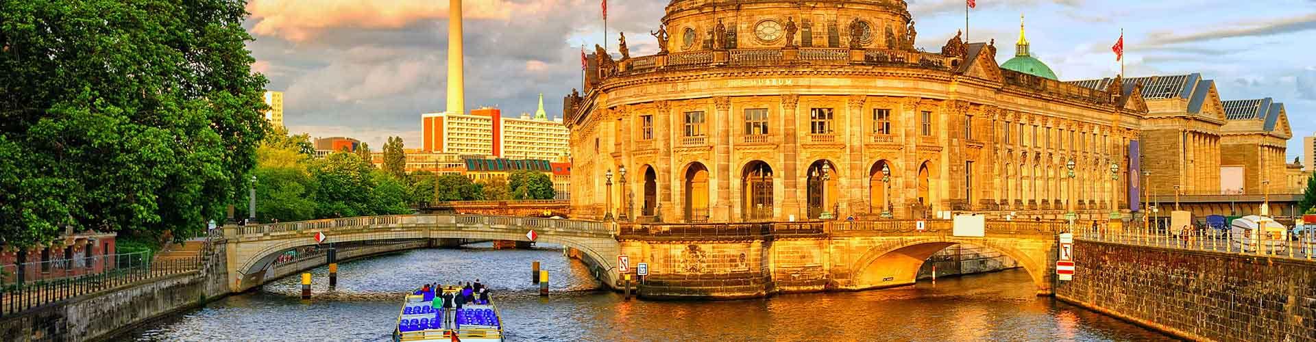 Berlim – Albergues em Berlim. Mapas para Berlim, Fotos e Avaliações para cada Albergue em Berlim.
